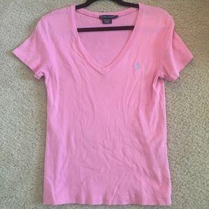 Polo V Neck T-shirt